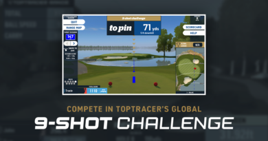 Toptracer Global Challenge